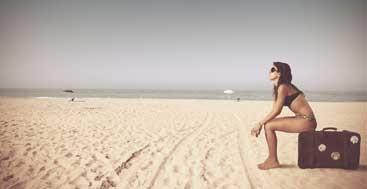 En voyage, à la plage !